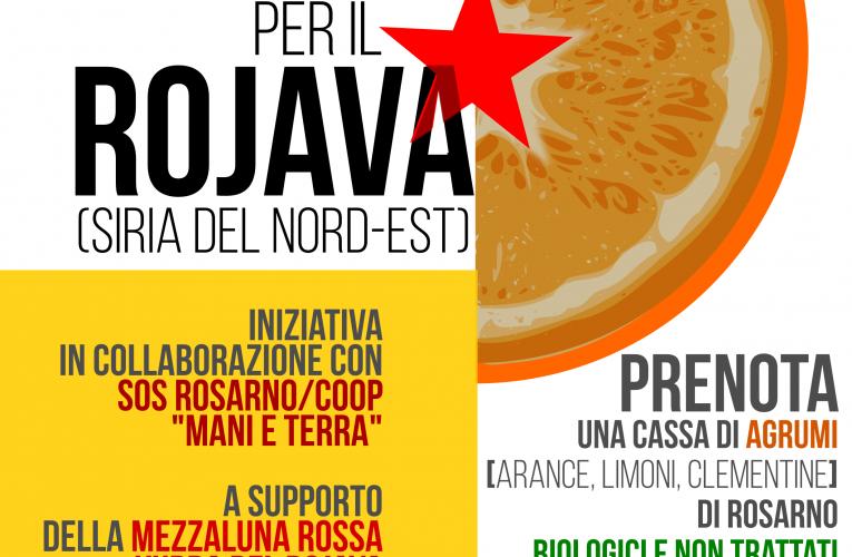 Campagna Arance SOS Rosarno 2019-2020