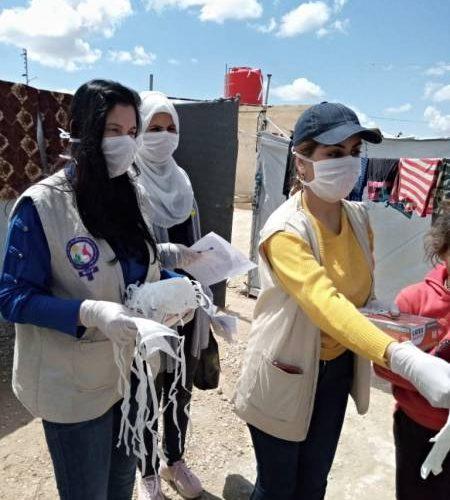 La Fondazione delle Donne Libere del Rojava (WJAS) chiede sostegno per portare avanti la propria attività contro la pandemia