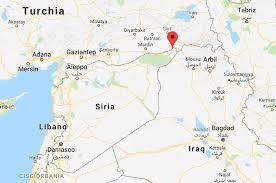 Heyva Sor a Kurd sta ultimando il centro sanitario di emergenza a Dêrik